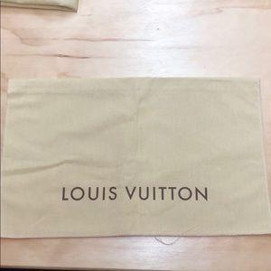 Louis Vuitton Bags - Louis Vuitton flat dust bag